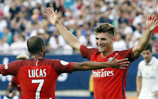 Real Madrid 1 Paris Saint-Germain 3: Zidane oversees poor pre-season start