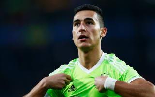 El Ghazi leaves Ajax for Lille