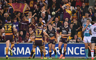Big turnout for Parker as Broncos beat Roosters