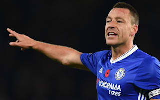Chelsea captain Terry out for two to three weeks