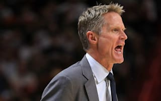 Warriors' Kerr will coach against Cavs in game two