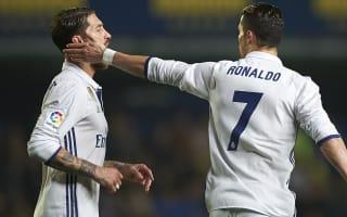 Ramos: I never said Ronaldo doesn't have to run