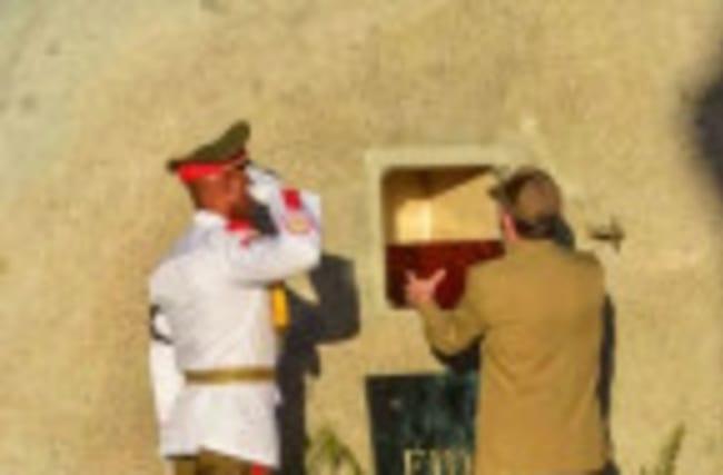Fidel Castro laid to rest in Santiago de Cuba