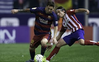 Messi: No intent from Filipe Luis in tackle