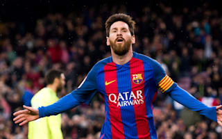 Messi deal 'on track' and Luis Enrique replacement found - Barcelona