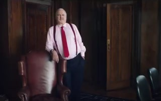 John Cleese advert banned for slamming bankers