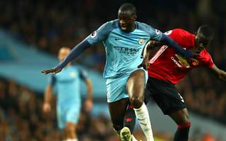 Toure: Hopefully United attack more next season