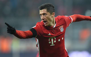 Bayern Munich 1 Atletico Madrid 0: Lewandowski free-kick the difference in Bavaria