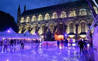 Britain's best ice rinks for top winter days out