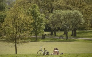 Hotter than Portugal: Parts of Britain set to bask in 24C sunshine