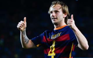 Rakitic dismisses Barcelona exit talk