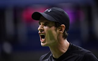 Fans blown away by Andy Murray's record-breaking serve as he strolls in to the US Open quarter-finals