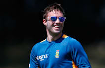 De Villiers signs for Barbados Tridents