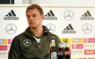 Neuer insists Germany do not have a striker problem