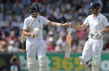 Centurions Cook and Root put England in command