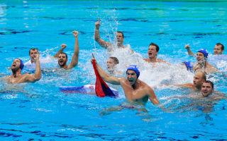 Rio 2016: Dominant Serbia clinch water polo gold