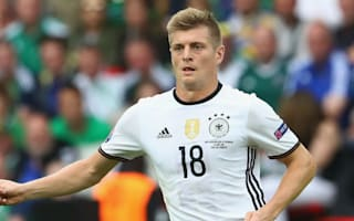Playing at home puts pressure on France - Kroos