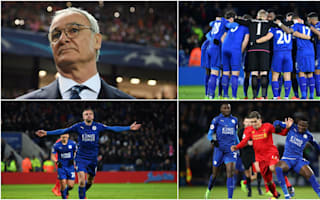 Leicester go the extra mile after Ranieri departure