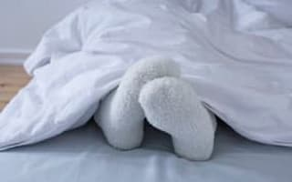 OAPs staying in bed to keep warm