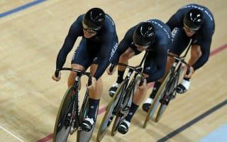 Kiwi trio continue team sprint domination at World Championships