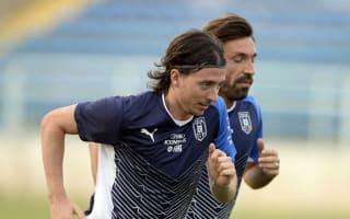 Montolivo hopeful on Pirlo's Euro 2016 place