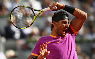 Nadal equals Djokovic record with Madrid triumph