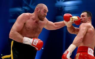 Haye doubts Manchester venue for Fury-Klitschko rematch