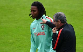 Santos slams Roux's Sanches age slur