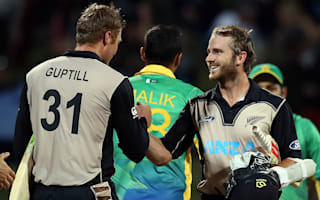 Guptill and Williamson level series with record-breaking partnership