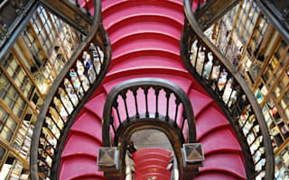 20 of the world's grandest staircases