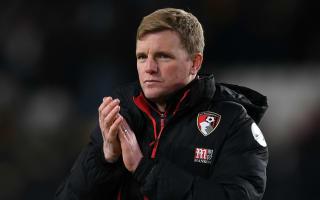 Bournemouth boss Howe bemoans difficult transfer window