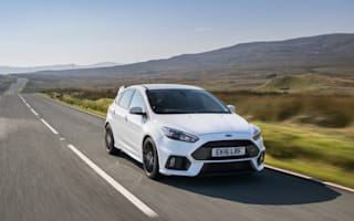 Road Test of the Year 2016: Ford Focus RS Review