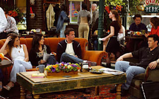 Friends TV show coffee shop Central Perk to open in New York