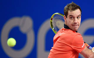 Gasquet cruises past Baghdatis in Montpellier