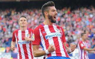 Atletico Madrid 7 Granada 1: Carrasco's maiden hat-trick lights up thrashing