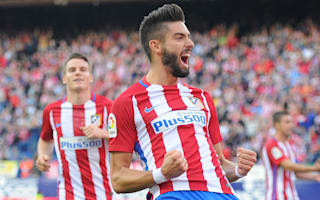 Carrasco extends Atletico contract
