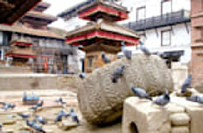 Nepal restores cultural sites after earthquake