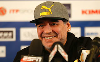 Maradona to become Napoli ambassador