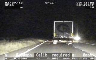 Lithuanian lorry driver jailed for 'worst piece of driving' PC had ever seen