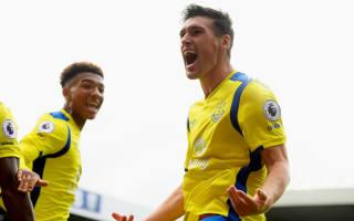 West Brom 1 Everton 2: Barry header seals Koeman's first victory