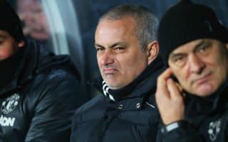 Chelsea are already Premier League champions, says United boss Mourinho