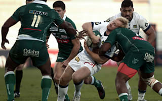 Clermont wobble again at Pau in Top 14