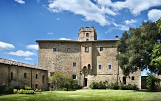 You can now rent this castle in Italy - for £80,000 a week