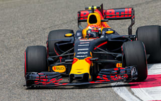 Verstappen hoping for rain after technical issues mars China qualifying