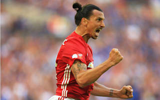 Ibrahimovic will challenge Aguero, Kane and Vardy for Premier League Golden Boot