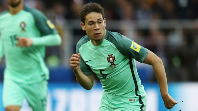 Portugal fear broken leg for Raphael Guerreiro