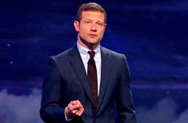 Dermot O'Leary dedicates The Nightly Show to London