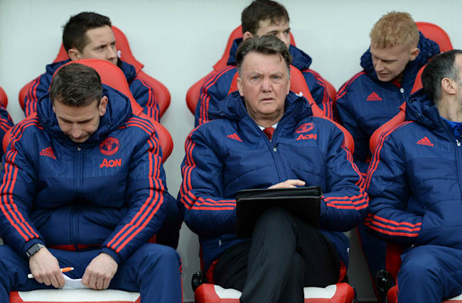 Van Gaal: Europa League now a priority for Manchester United