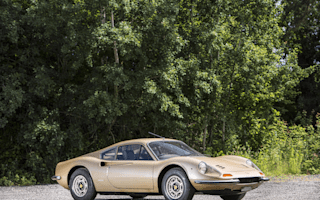 Gorgeous 1971 Ferrari Dino could fetch £200k at auction