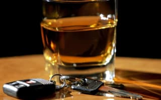 Learner driver and supervisor both found drunk in car